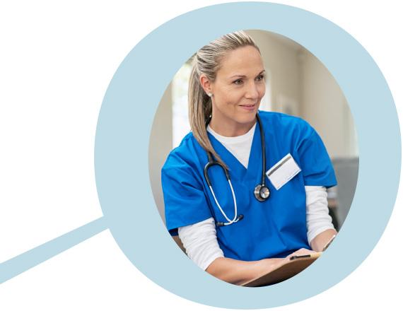 integrierte Versorgung Betreuungsnurse